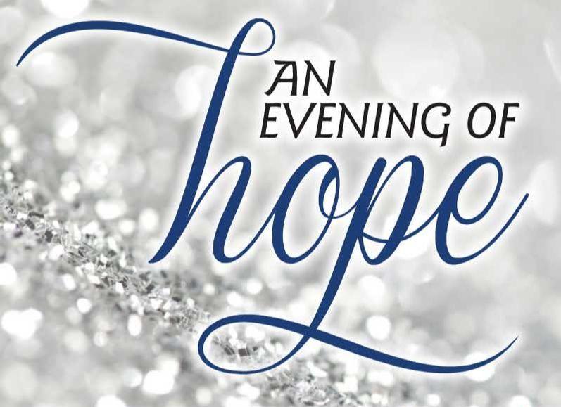 Evening of Hope 2018 - Community Center of Hope ~ Mosinee
